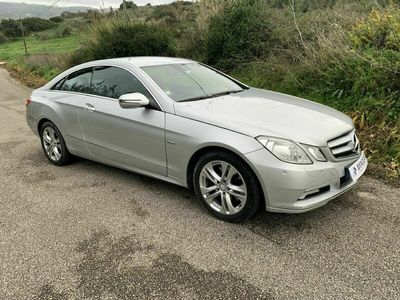 usado Mercedes E350 Cdi Elegance Blue Efficiency Auto