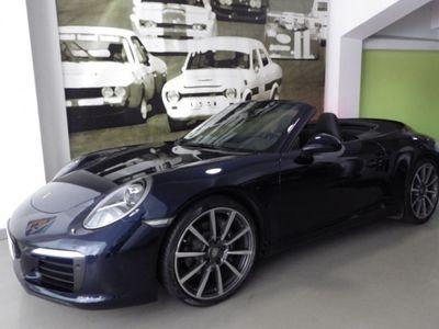 usado Porsche 911 Carrera Cabriolet 911 991