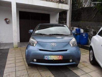 usado Toyota iQ 1.4 d4d 90 cv - 10