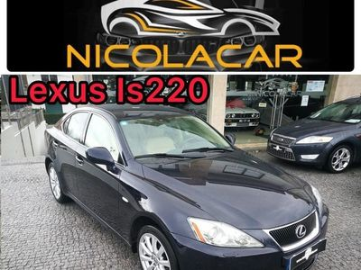 usado Lexus IS220d IS 220