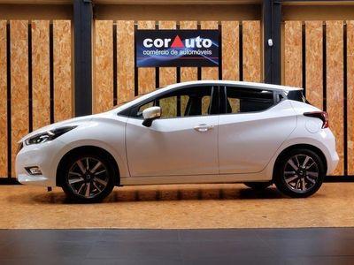 brugt Nissan Micra 0.9 IG-T 90CV ACENTA