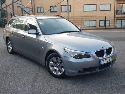 brugt BMW 525 DA Touring