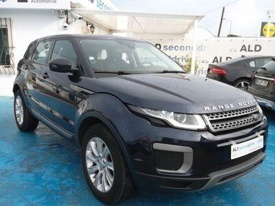 usado Land Rover Range Rover evoque 2.0 ED4 PUREViatura de serviço