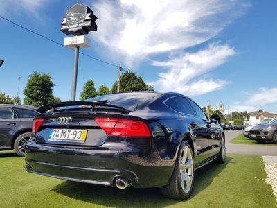 usado Audi A7 3.0 TDi V6 quattro S tronic (245cv) (5p)
