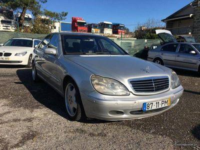 usado Mercedes S320 CDI Nacional