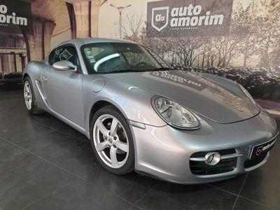 usado Porsche Cayman 2.7 245cv TIPTRONIC