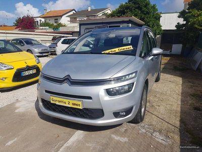 gebraucht Citroën Grand C4 Picasso 1.6 Blue HDi