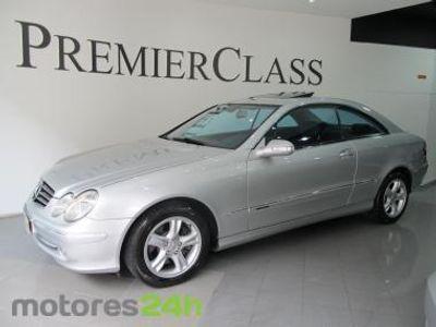 usado Mercedes CLK270 CDI Avantgarde (VENDIDO)