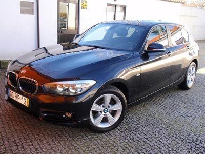 usado BMW 116 D Automático Nacional