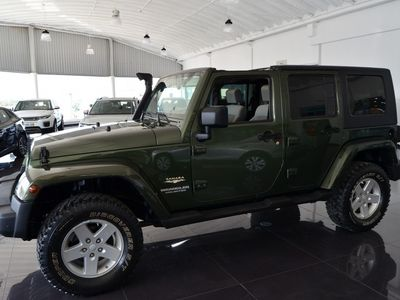 usado Jeep Wrangler 2.8 CRD SPORT UNLIMITED