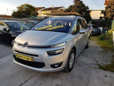 käytetty Citroën Grand C4 Picasso 1.6 Hdi Executive