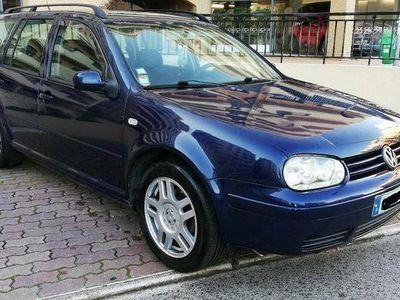 gebraucht VW Golf IV Variant