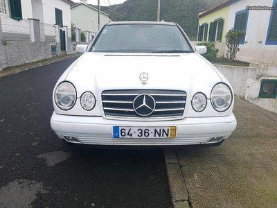gebraucht Mercedes E290 ligeiro de passageiros
