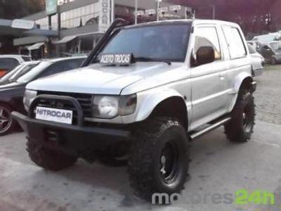 usado Mitsubishi Pajero 2.5 TDI C/ EXTRAS TT NITROCAR