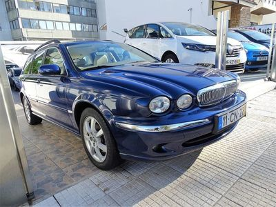 usado Jaguar X-type 2.0 D SPORT ESTATE NACIONAL 1 DONO