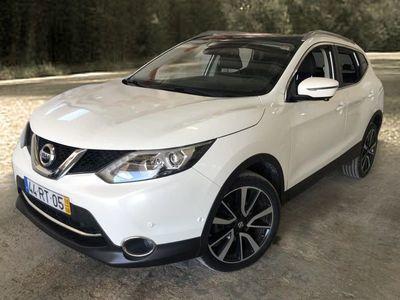 usado Nissan Qashqai 1.6 DCI Tekna Premium Auto