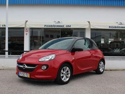 usado Opel Adam 1.2i GLAM