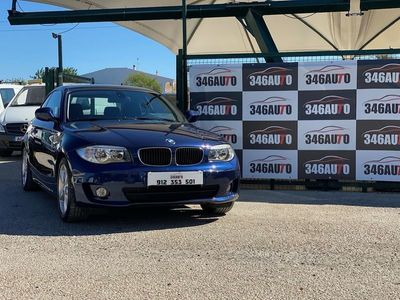 usado BMW 118 Coupé Coupé