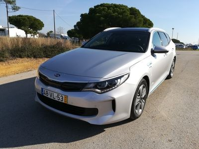 usado Kia Optima SW 2.0 PHEV 6AT
