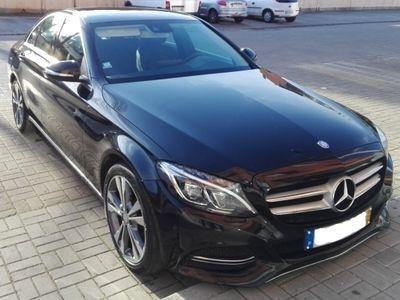 usado Mercedes C220 ClasseBlueTEC Avantgarde+ Aut.