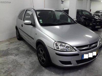 usado Opel Corsa 1.3 cdti sinistrado -