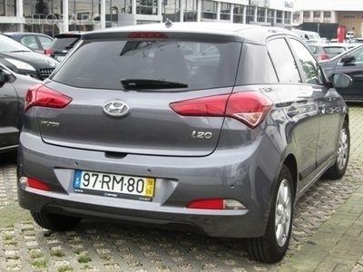 usado Hyundai i20 1.2 blue go!