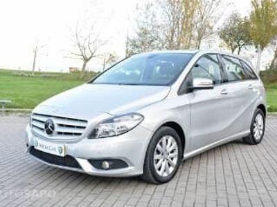 usado Mercedes B200 Classed Style (136cv) (5p), Diesel