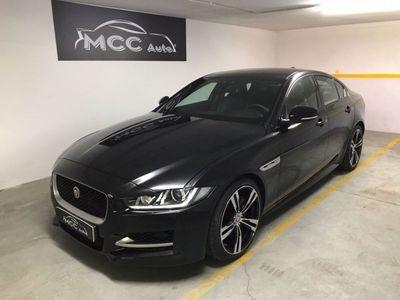 usado Jaguar XE 2.0D R-Sport