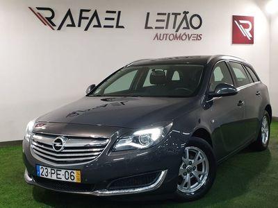 usado Opel Insignia Sports Tourer 2.0 CDTi