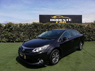 used Toyota Avensis 2.0D-4D 124CV