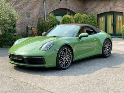 usado Porsche 911 Carrera 4S Cabriolet (carroçaria 992)