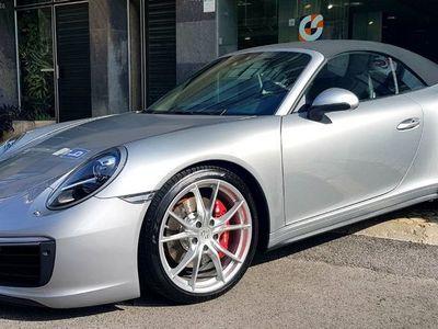 usado Porsche 991 4S 3.0 T Cabrio