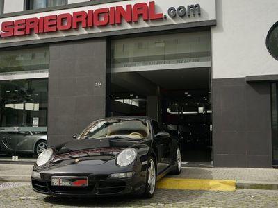 usado Porsche 911 Carrera 4 Cabriolet 997 Cabriolet Carrera 4