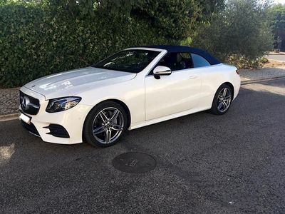 usado Mercedes E220 AMG LINEViatura nova