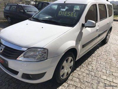 usado Dacia Logan 7 lugares