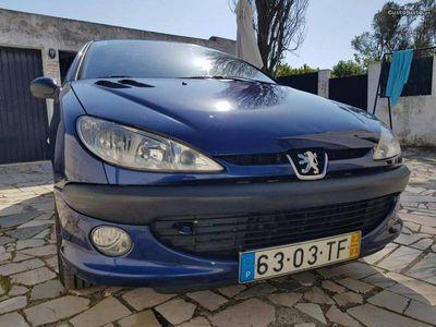 brugt Peugeot 206 XS 1.4