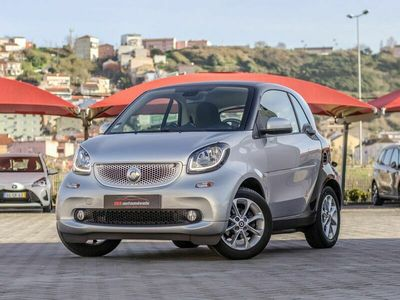 usado Smart ForTwo Coupé 1.0 Passion Auto