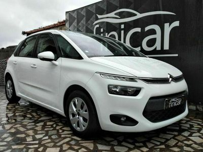 usado Citroën C4 Picasso 1.6 HDi Attraction ETG6