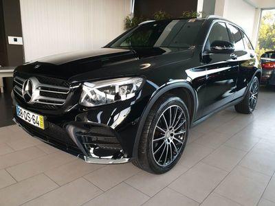usado Mercedes GLC250 D AMG 4-Matic