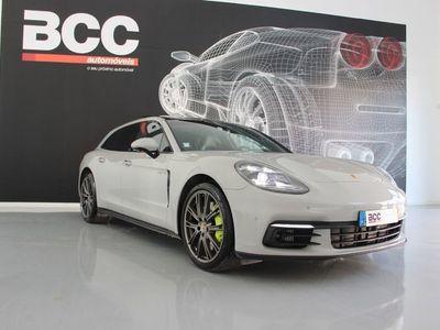 usado Porsche Panamera S E-Hybrid port Turismo 4E- NACIONAL
