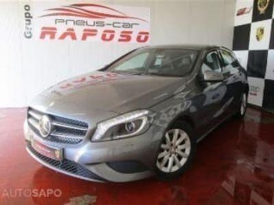 usado Mercedes A180 ClasseCDi BlueEfficiency Edition Style (109cv) (5p)