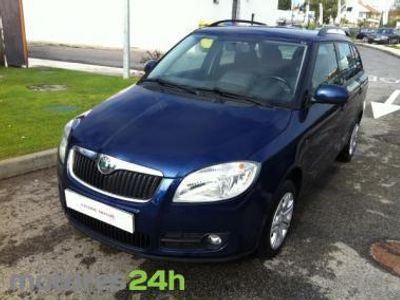 usado Skoda Fabia Break 1.2 Ac