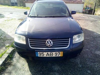 usado VW Passat 1.9 130cv