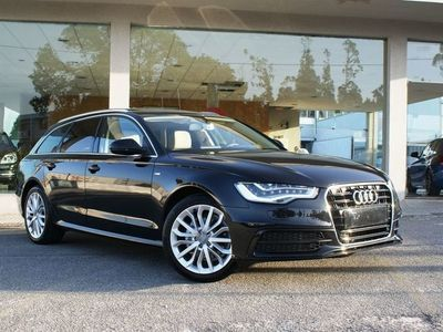 usado Audi A6 Avant S-LINE Ultra