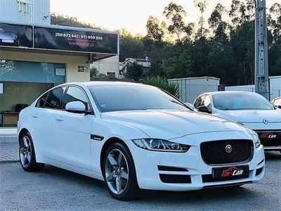 usado Jaguar XE 2.0 D Prestige