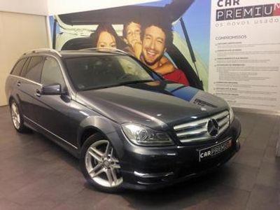 usado Mercedes C250 C 250BlueTEC AMG Line Aut.