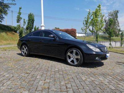 usado Mercedes CLS320 CDi Aut. (Nacional)