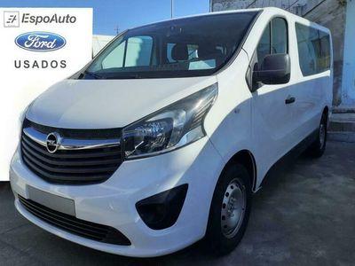 usado Opel Vivaro Combi