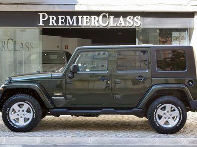 usado Jeep Wrangler 2.8 CRD