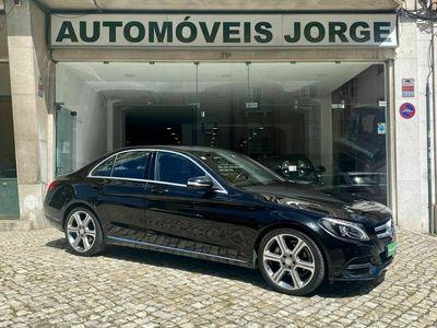 usado Mercedes C220 CDI Avantgarde 7-G